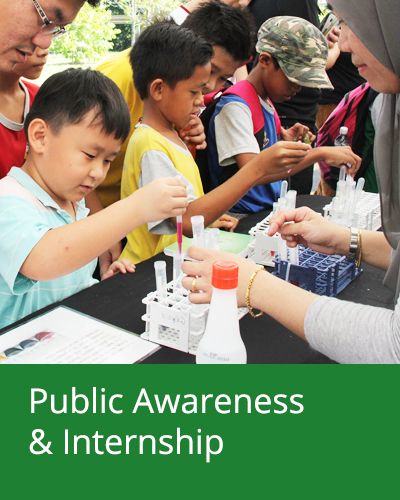 Public Awareness & Internship