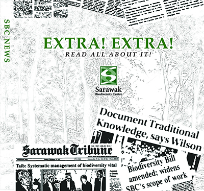 SBC News - Extra! Extra!