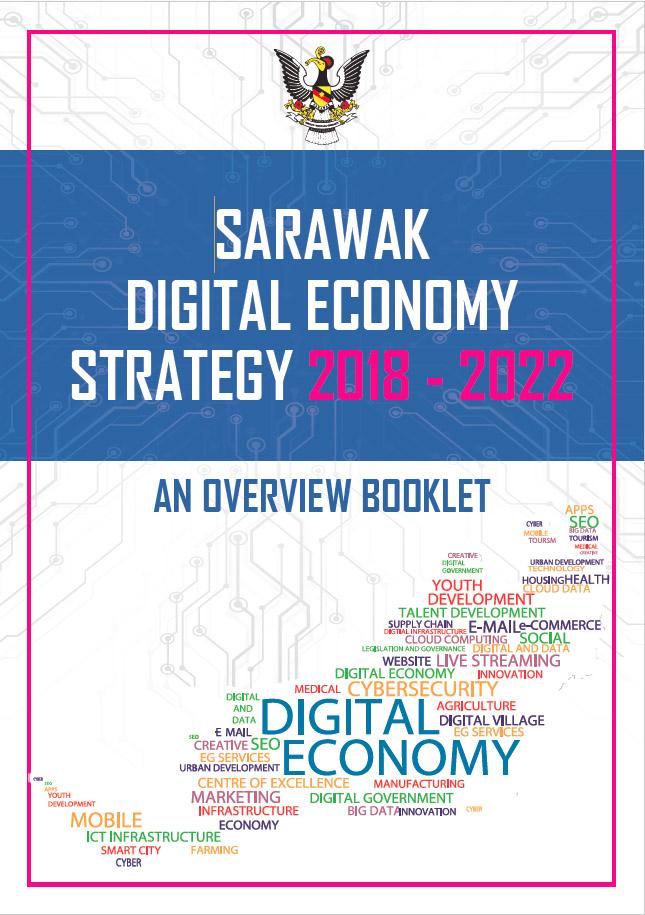 Strategi Ekonomi Digital Sarawak 2018 - 2022