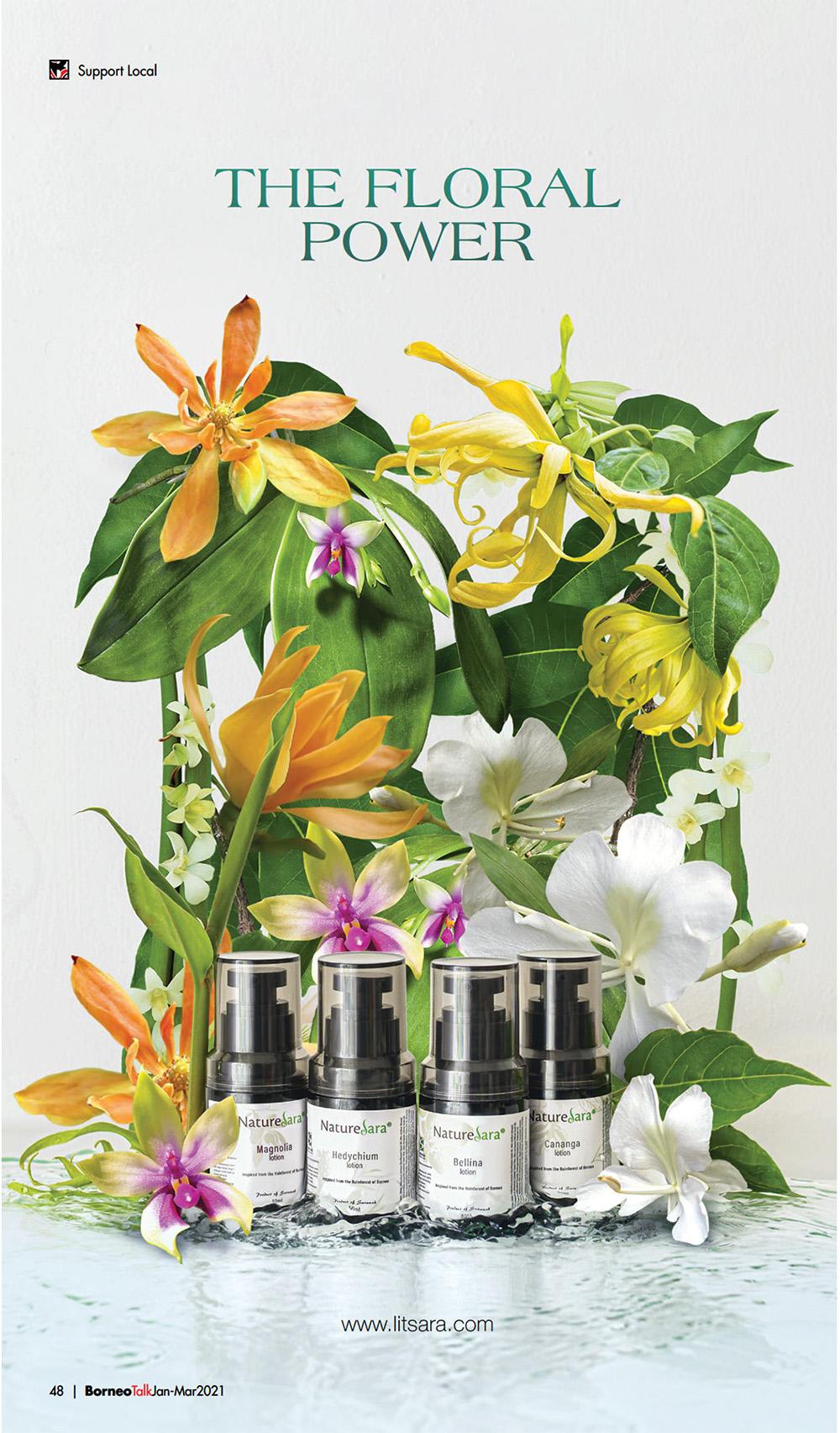 The Floral Power - Borneo Talk (Vol.59)