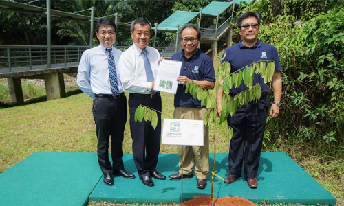 "<font size=""4"">Mitsubishi Corporation and SBC Committed to Develop Algae</font>"